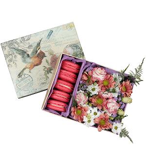 Цветы в коробке Загадка