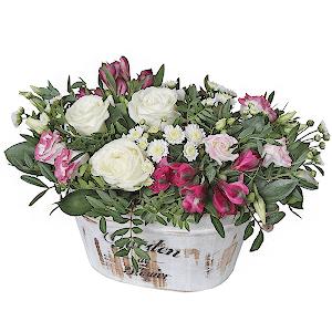 Мечта +30% цветов с доставкой в Кемерово
